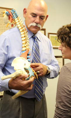 Chiropractic for TMJ, migraines, disc herniation